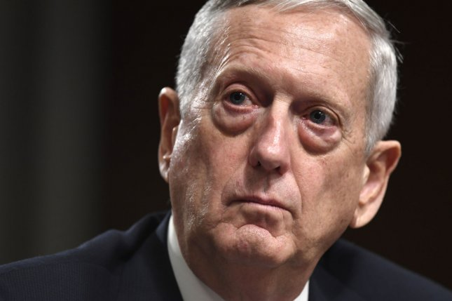 Retired Gen. James Mattis, is scheduled to have a confirmation vote to become the nation's secretary of defense, one key Trump Cabinet post that will be filled as Trump takes office. About 50 national security officials from the Obama administration will remain in their jobs temporarily. Photo by Mike Theiler/UPI
