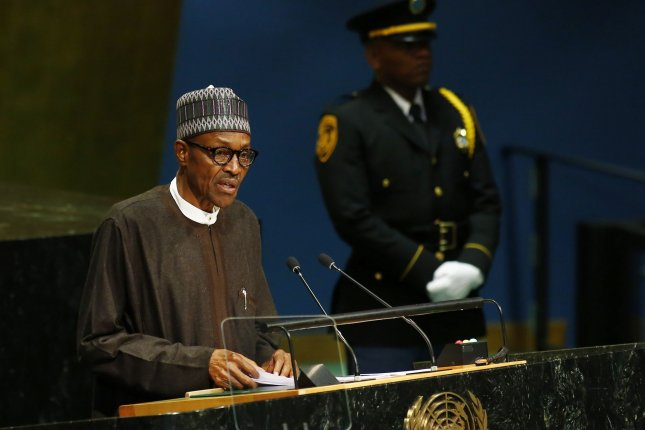 Russia says Nigeria may be ready to join an OPEC deal its currently exempt from because of national security issues. Nigeria President Muhammadu Buhari said this week security was still an issue. Photo by Monika Graff/UPI