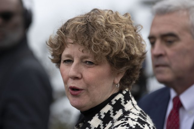 Republican Indiana Rep. Susan Brooks said Friday she will vacate her seat in January 2021. File Photo by Alex Edelman/UPI