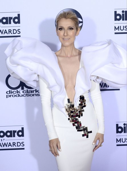 Singer Celine Dion's Courage tops the Billboard 200 dated Saturday. File Photo by Jim Ruymen/UPI