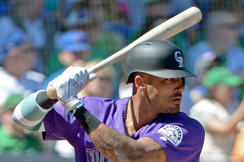 Rockies OF Desmond opts out of Major League Baseball season