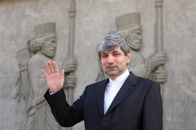 Iran denies arming Afghan militants
