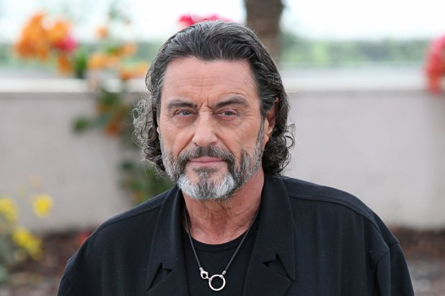 Ian McShane at a Cannes International Film Festival photocall for 'Pirates of the Caribbean: On Stranger Tides' on May 14, 2011. The actor recently hinted at his 'Game of Thrones' role. File Photo by David Silpa/UPI