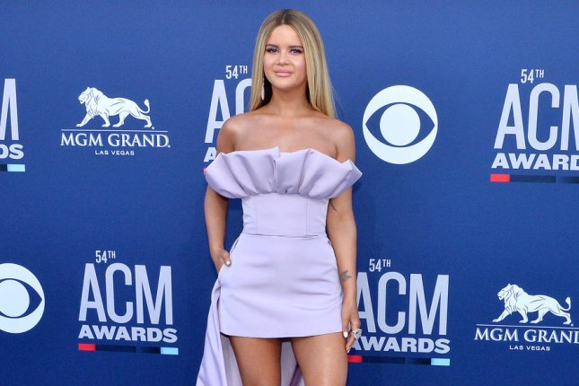 Maren Morris has received five Academy of Country Music Awards nominations along with Thomas Rhett. File Photo by Jim Ruymen/UPI