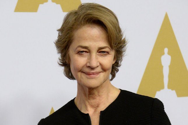 Charlotte Rampling stars in Danish crime series DNA which is set to air on BBC. File Photo by Jim Ruymen/UPI