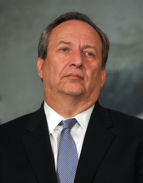 National Economic Council Director Lawrence Summers