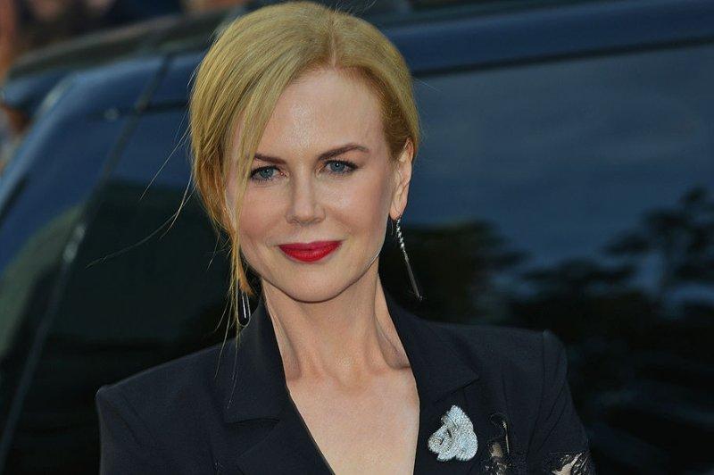 Nicole Kidman. UPI/Christine Chew