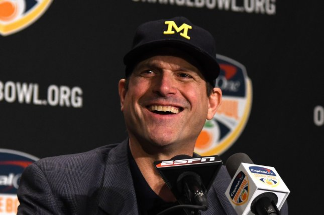 Harbaugh makes a wish as Michigan football team tours Rome