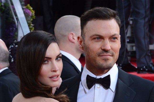 Actress Megan Fox has filed legal documents to have the divorce proceedings she initiated dismissed. She is married to actor Brian Austin Green. File Photo by Jim Ruymen/UPI