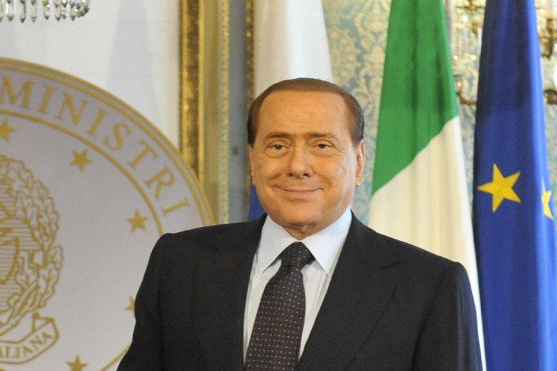 Italian Prime Minister Silvio Berlusconi, pictured in 2010. (UPI Photo/Alex Volgin)
