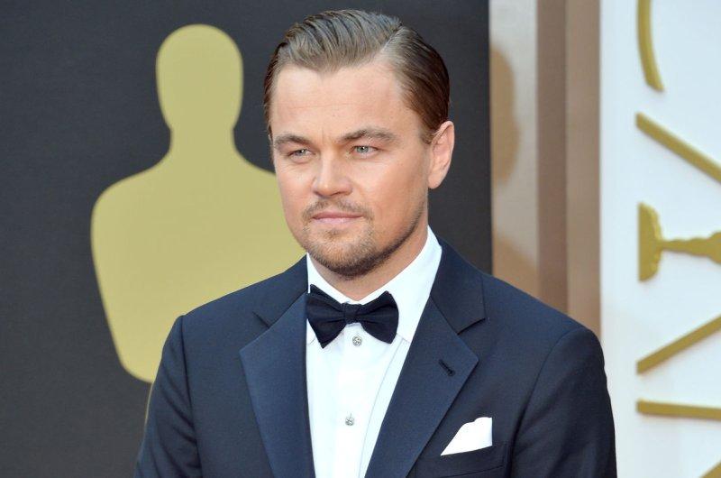 Leonardo DiCaprio. UPI/Kevin Dietsch