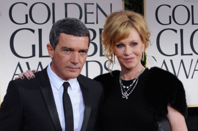 Melanie Griffith files for divorce from Antonio Banderas due to 'irreconcilable differences'