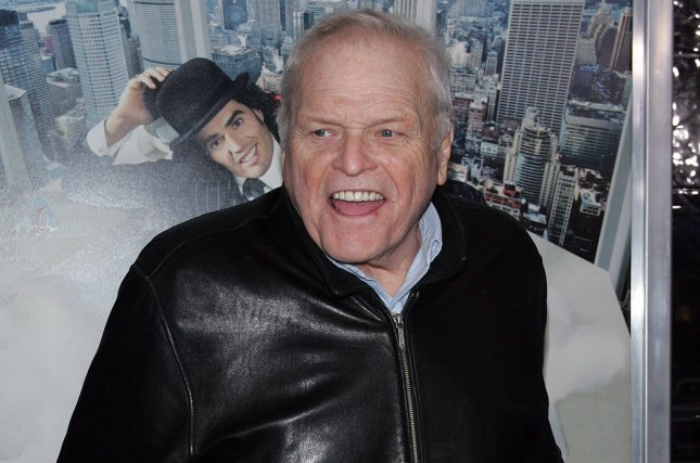 Brian Dennehy died Wednesday of cardiac arrest, his agent and daughter both confirmed. File Photo by Laura Cavanaugh/UPI