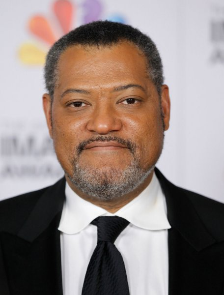 Actor Laurence Fishburne arrives at the 43rd NAACP Image Awards at the Shrine Auditorium in Los Angeles on February 17, 2012. UPI/Danny Moloshok