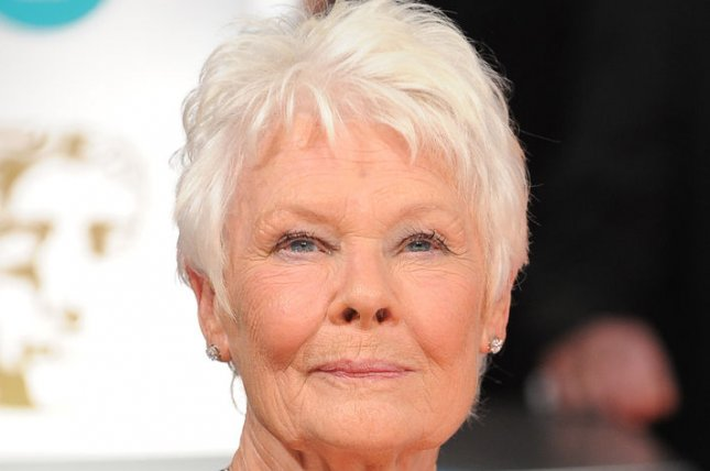 Judi Dench says Benedict Cumberbatch is a gentleman and a fine actor. (UPI/Paul Treadway)