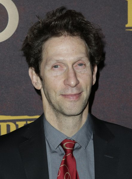 Tim Blake Nelson arrives on the red carpet at the Klondike series premiere in New York City on January 16, 2014. The actor is now working on the Coen brothers' western anthology series, The Ballad of Buster Scruggs. File Photo by John Angelillo/UPI