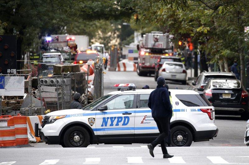 New York Gov. Andrew Cuomo signed legislation two weeks ago banning police from using chokeholds. File Photo by John Angelillo UPI