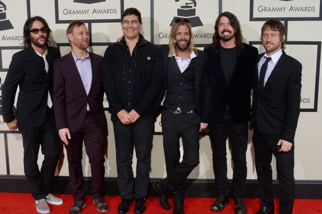 Foo Fighters will be performing in front of a full-capacity crowd at New York's Madison Square Garden on June 20. File Photo by Jim Ruymen/UPI