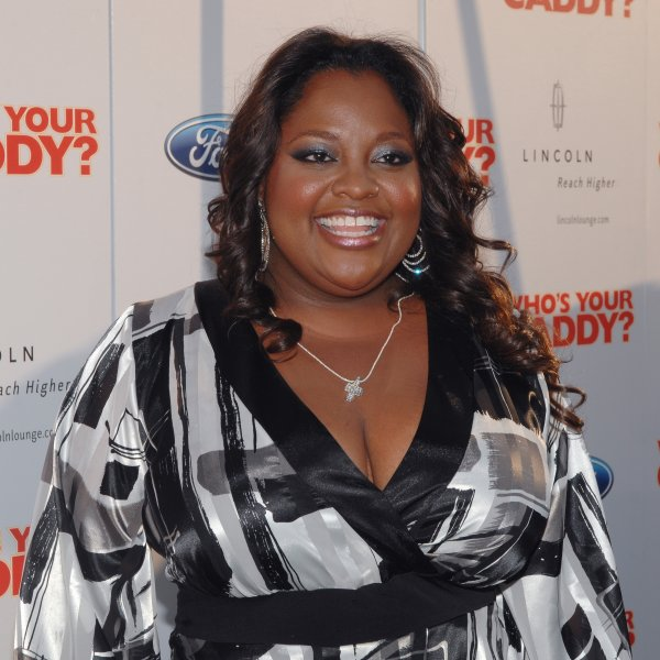 Cast member Sherri Shepherd arrives for the premiere of the motion picture comedy Who's Your Caddy? at the Arclight Cinerama Dome in Los Angles on July 23, 2007. (UPI Photo/Jim Ruymen)