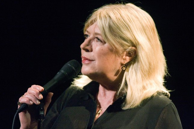 Marianne Faithfull has been hospitalized in London with the coronavirus. File Photo by Heinz Ruckemann/UPI