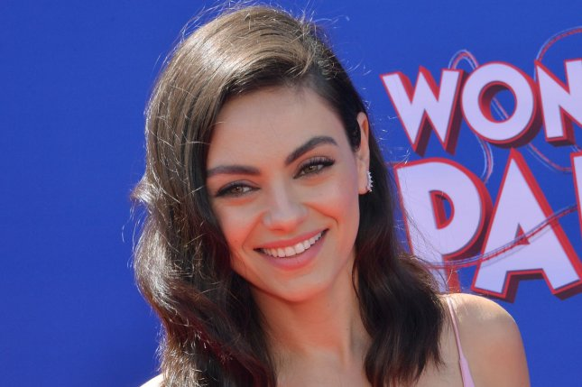 Mila Kunis is set to star in Netflix's Luckiest Girl Alive, based on the book of the same name. File Photo by Jim Ruymen/UPI