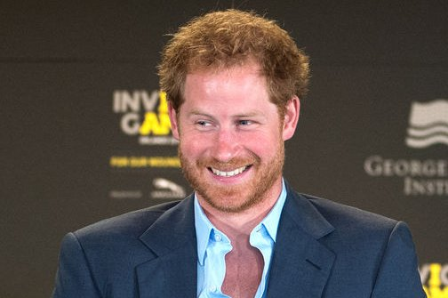 Prince Harry, pictured here at the 2016 Invictus Games Symposium in Orlando, Fla., on May 8, got tested for HIV with Rihanna in Barbados. File Photo by EJ Hersom/DoD/UPI