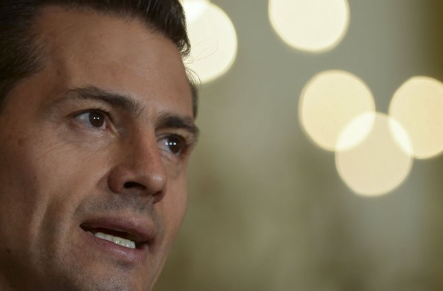 During the first two years of President of Mexico Enrique Peña's administration, the army accumulated 2,212 complaints of abuse from citizens. File Photo by Leigh Vogel/UPI