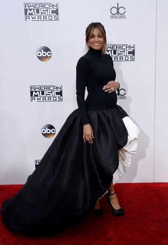 Pregnant Ciara 'doing well' after car crash, publicist says
