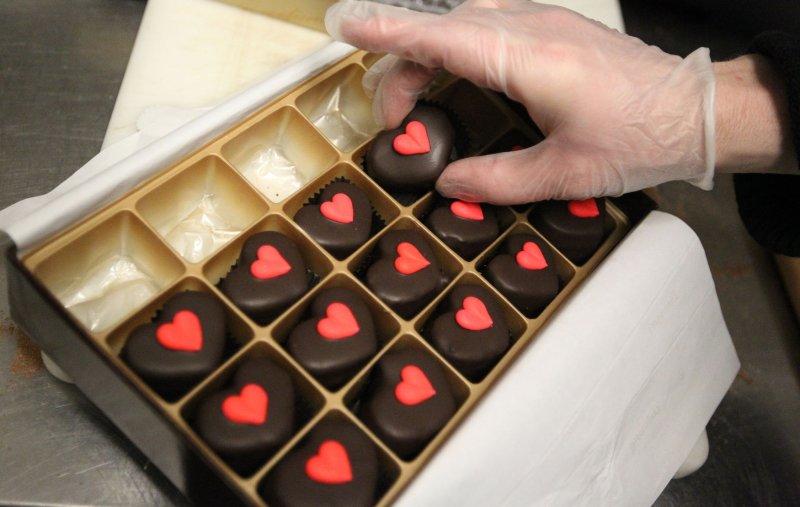 Stomach bacteria eat dark chocolate, ferment it into anti-inflammatory. UPI/Bill Greenblatt