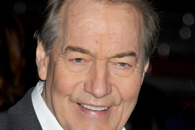 Charlie Rose arrives at the Vanity Fair party at the 2015 Tribeca Film Festival in New York City on April 14, 2015. Photo by Dennis Van Tine/UPI