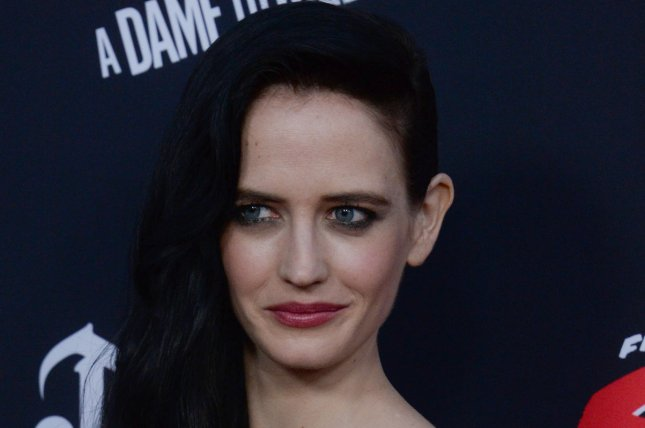 Cast member Eva Green attends the premiere of the motion picture crime thriller Sin City: A Dame to Kill For in Los Angeles on August 19, 2014. The actress appears in the trailer for Season 3 of Penny Dreadful. File Photo by Jim Ruymen/UPI