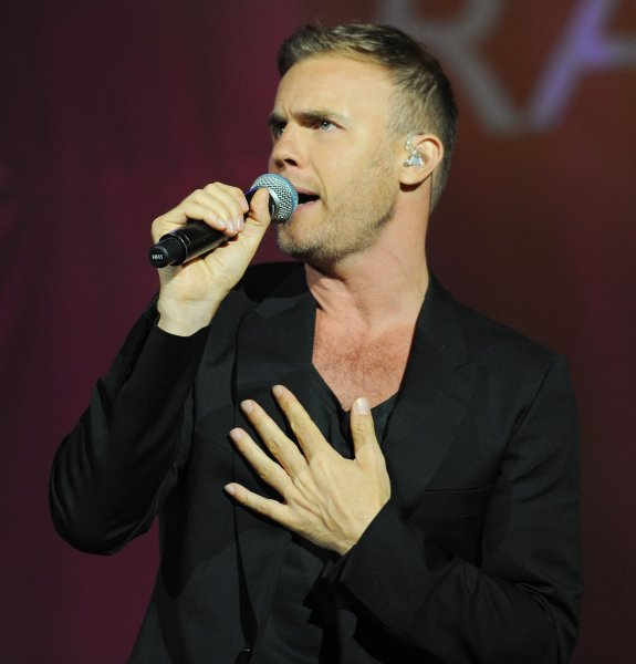 Gary Barlow is getting his own ITV music special. File Photo by Rune Hellestad/UPI