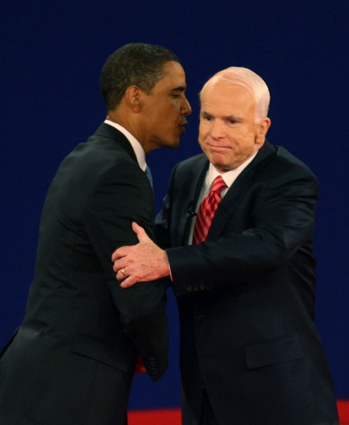 John Sidney Mccain Iv: Rep. Lewis Compares McCain To Wallace