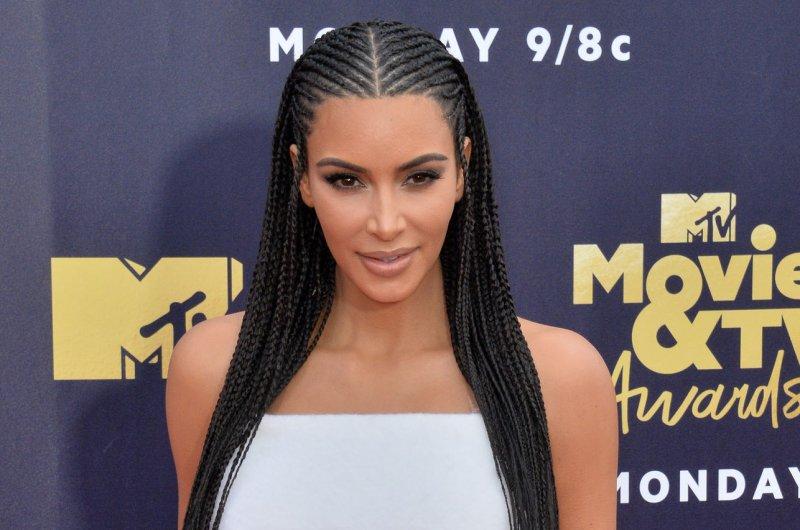 Kim Kardashian turned 38 on Sunday. File Photo by Jim Ruymen/UPI