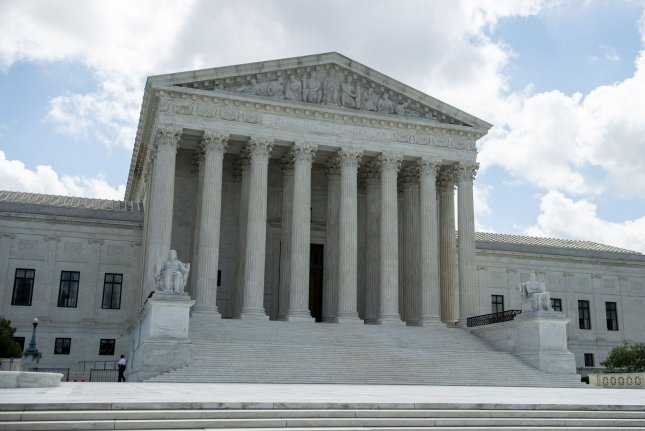 The Supreme Court is expected to rule on the case in June 2021. File Photo by Kevin Dietsch/UPI
