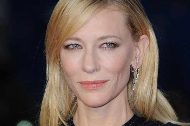 Australian actress Cate Blanchett attends a screening for Carol during the 59th BFI London Film Festival at Odeon Leicester Square in London on October 14, 2015. Photo by Paul Treadway/ UPI