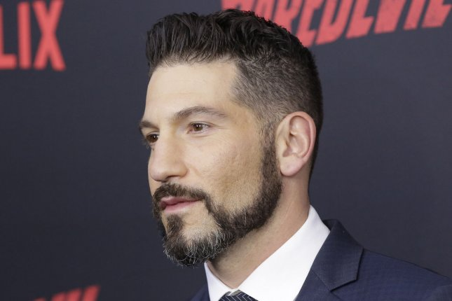 Jon Bernthal, who plays Frank Castle/The Punisher, arrives on the red carpet at the Daredevil Season 2 premiere at AMC Loews Lincoln Square 13 theater on March 10, 2016 in New York City. Netflix announced casting details for the upcoming Punisher standalone series, which is set to premiere on the streamning site next year. File Photo by John Angelillo/UPI