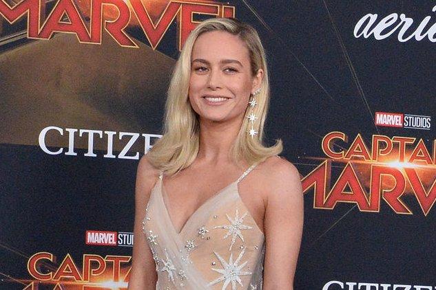 Brie Larson plays Captain Marvel in the new Marvel movie Captain Marvel. File Photo by Jim Ruymen/UPI