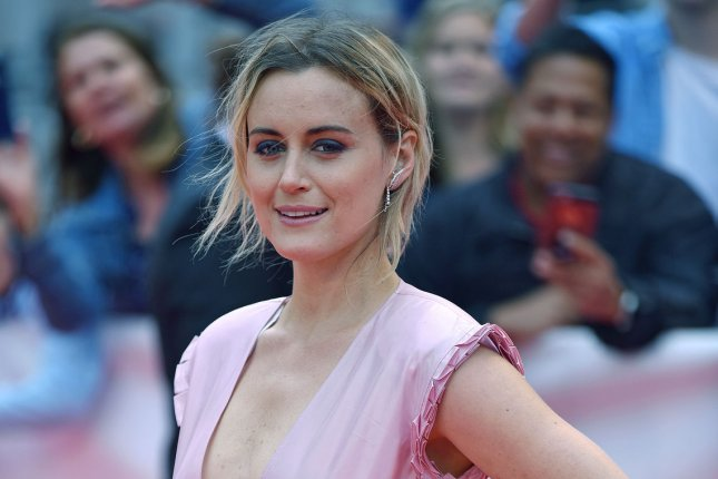 Taylor Schilling plays Piper Chapman on the Netflix series Orange is the New Black. File Photo by Christine Chew/UPI