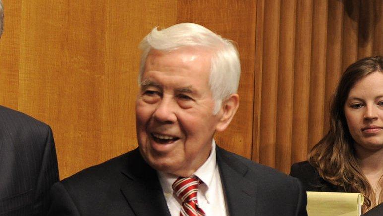 Indiana's Senator Lugar faces tough primary