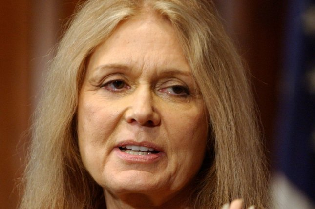 Gloria Steinem and other activists involved said they are planning to walk across the Korean demilitarized zone on May 24, but the planned event is under criticism from human rights groups. Photo by Roger L. Wollenberg/UPI