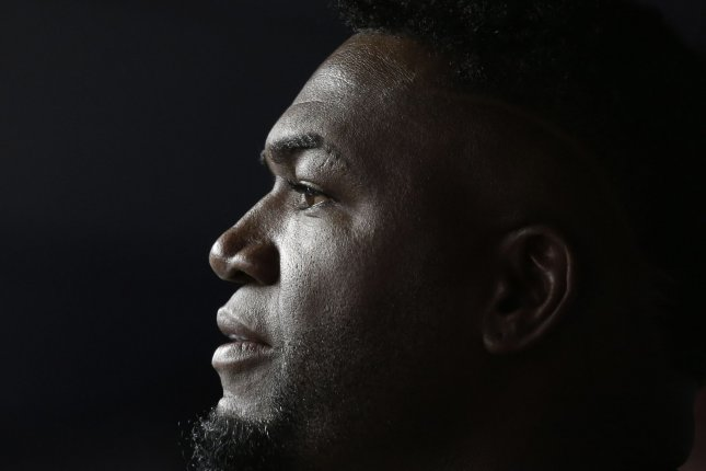 Former Boston Red Sox designated hitter David Ortiz was shot in the Dominican Republic earlier this month. File Photo by John Angelillo/UPI