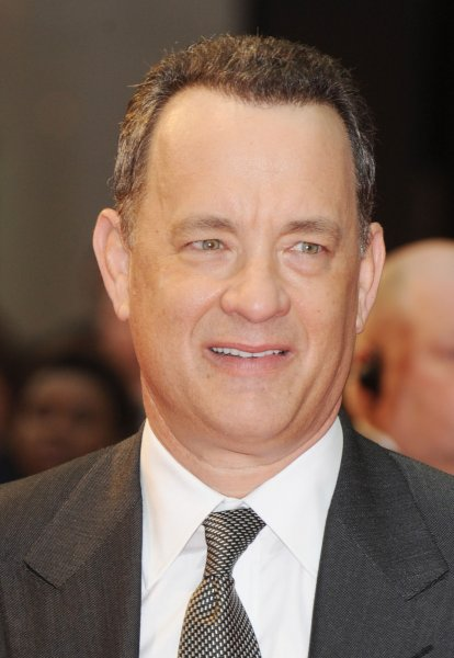 American actor Tom Hanks attends the world premiere of Larry Crowne at Westfield in London on June 6, 2011. UPI/Rune Hellestad