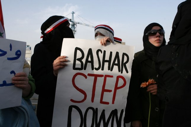 Fighting erupted in Lebanon between supporters and opponents of Syrian President Bashar Assad. UPI File Photo
