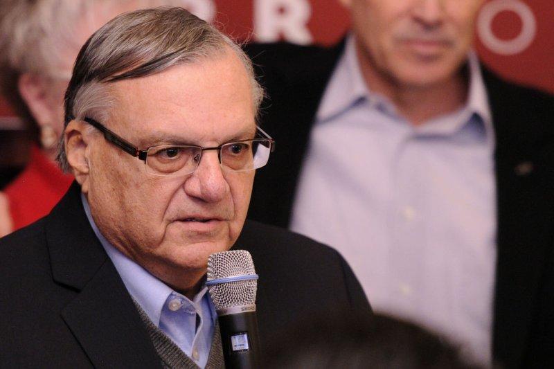 Controversial Sheriff Joe Arpaio admits to contempt of court, accepts civil sanctions