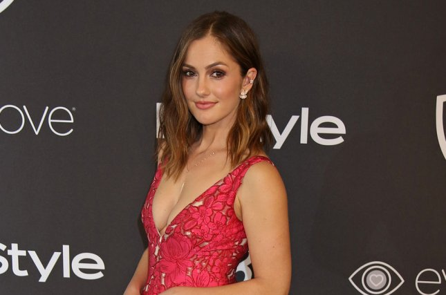 Minka Kelly attends the InStyle and Warner Bros. Golden Globes after-party on January 8, 2017. File Photo by David Silpa/UPI