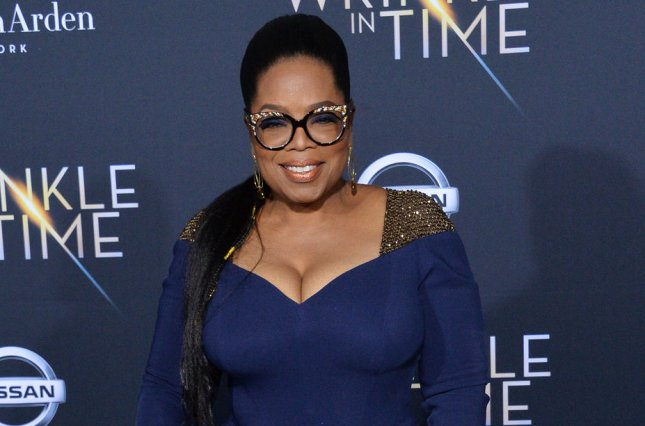 Oprah Winfrey shared a throwback photo with her mother, Vernita Lee, and extended family following her mom's death. File Photo by Jim Ruymen/UPI