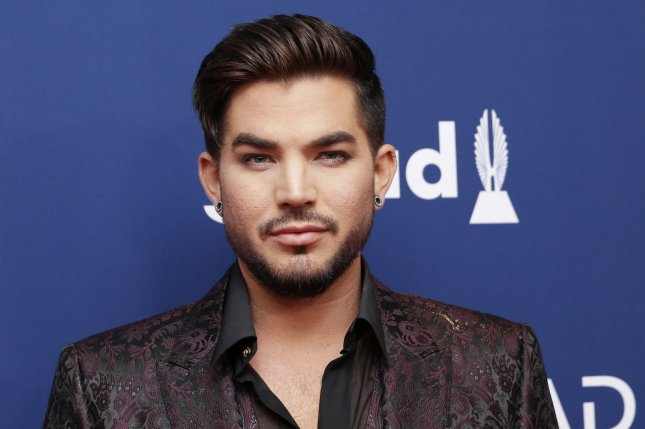 Adam Lambert will take the stage with Queen at the 91st annual Academy Awards. File Photo by John Angelillo/UPI