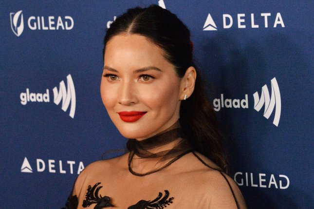 Olivia Munn shared her concerns about the direction of Time's Up and doing right by survivors of sexual assault and harassment. File Photo by Jim Ruymen/UPI