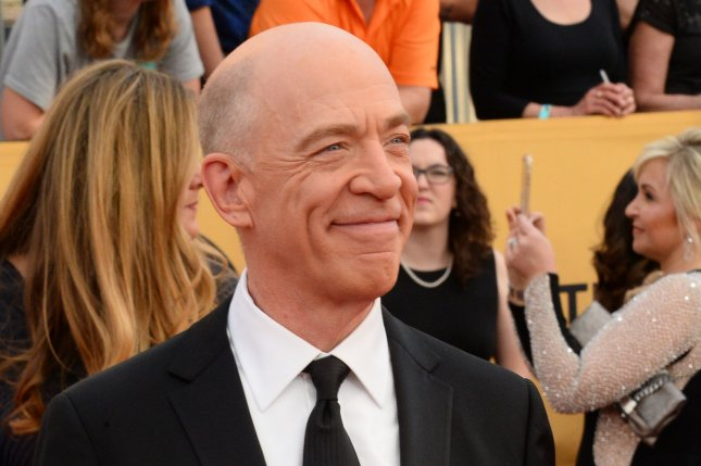 Actor J.K. Simmons arrives for the 21st annual SAG Awards held at the Shrine Auditorium in Los Angeles on January 25, 2015. The Screen Actors Guild Awards will be broadcast live on TNT and TBS. Photo by Jim Ruymen/UPI